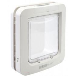 Chatière SureFlap XXL avec lecteur de microchip, blanche