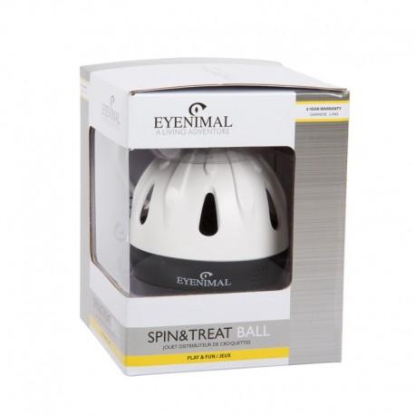 Spin & Treat Ball Eyenimal jeu pour chats