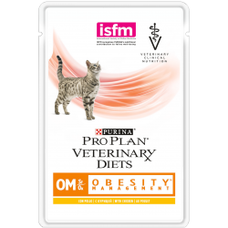 Purina Veterinary Diets Feline OM St/Ox Obesity Management wet