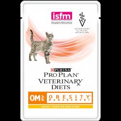 Purina Veterinary Diets FELINE OM St/Ox - sachets