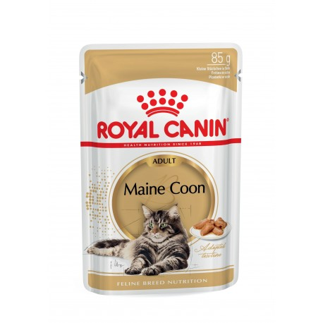 Royal Canin Breed Nutrition Maine Coon en sauce