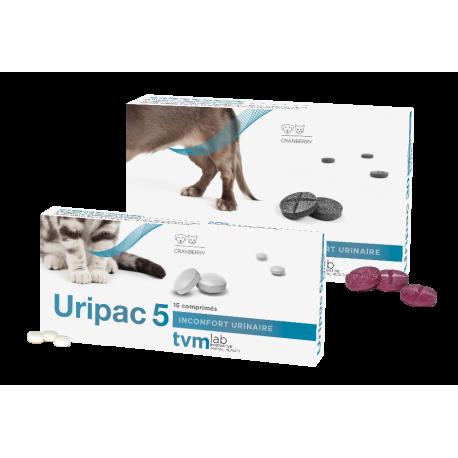Uripac 5 TVM pour chat