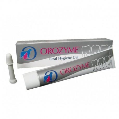 Orozyme Gel dentaire pour chien et chat
