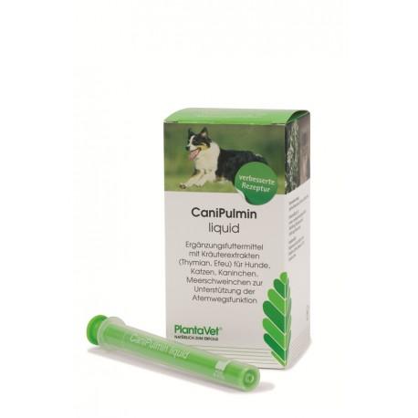 Canipulmine pour chiens, chats et NACs