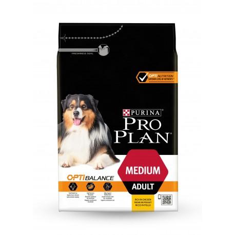 Purina Pro Plan / MEDIUM ADULT