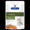 Hill's Prescription Diet Feline Metabolic Weight Management - Aliment humide