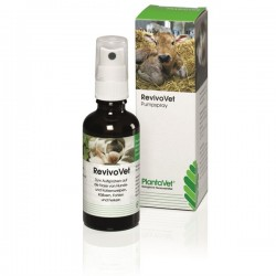 RevivoVet - solution pour soutenir la respiration des nouveaux-nés (chiots, chatons, veaux, poulains)