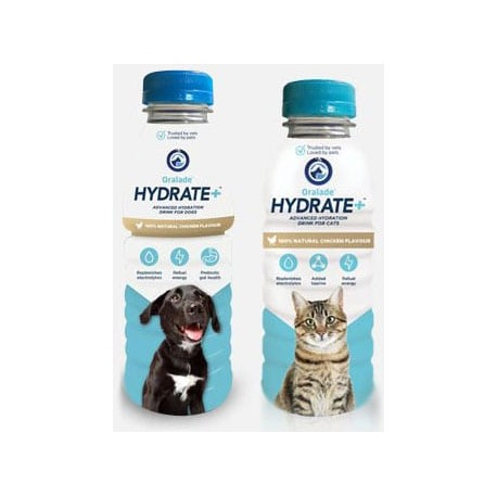 Oralade GI Support pour chien et chat