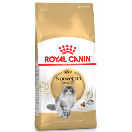 Royal Canin Breed Nutrition Norwegian Forest Cat