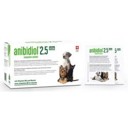 Anibidiol granulés avec CBD pour chien et chat