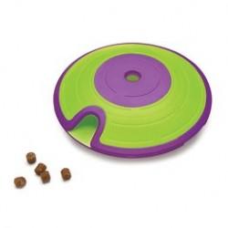 Jeu interactif d'activation Nina Ottosson Twister pour chien et chat