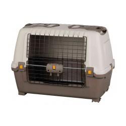 Box / cage de transport Trixie Skudo Car 100 M/L pour chien