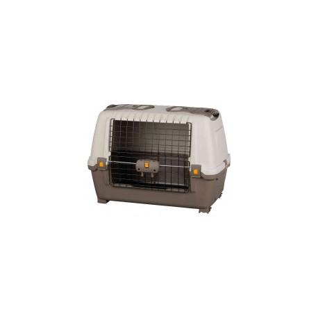 Box de transport Trixie Skudo Car pour chien