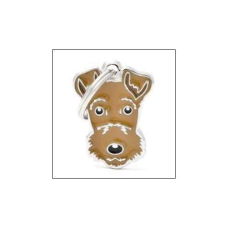Médailles MyFamily My Friend Races de chiens en A