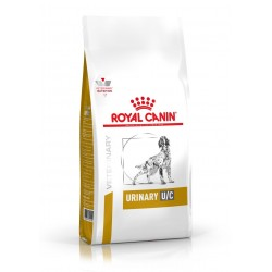 Royal Canin Veterinary Diet Urinary U/C Low Purine chien