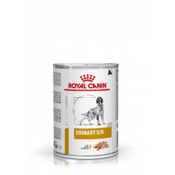 Royal Canin Veterinary Diet Urinary S/O Dog - boîte
