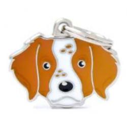 Médailles MyFamily My Friend Races de chiens en E - G