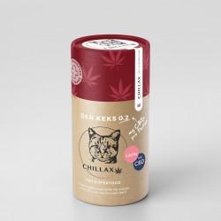 Chillax biscuits avec CBD pour chat