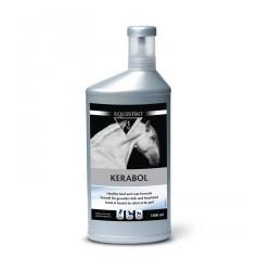 Equistro Kerabol liquide pour chevaux