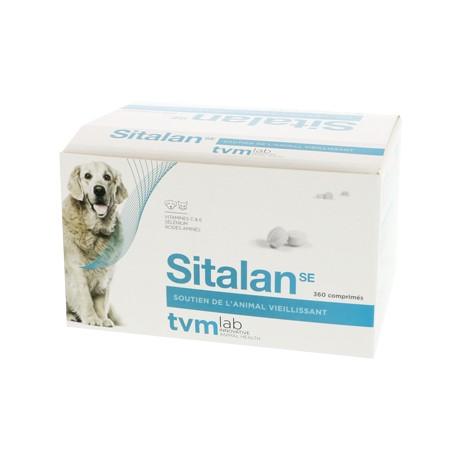 Sitalan-SE TVM pour chien, chat et NAC