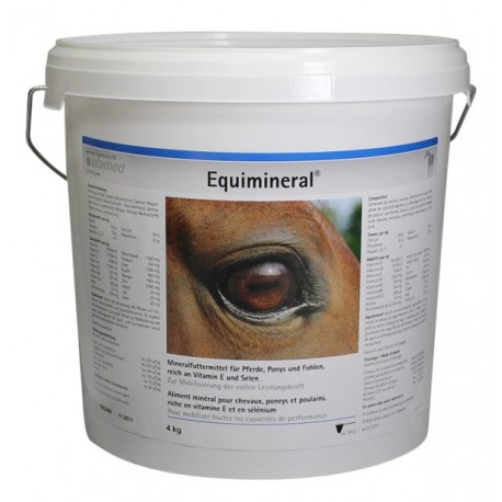 Equimineral Ufamed pour chevaux