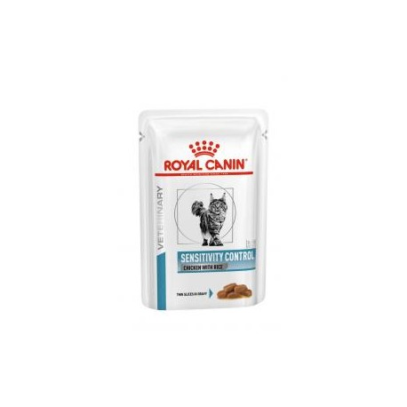 Royal Canin Veterinary Diet Sensitivity Control Cat - sachet