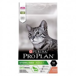 Purina ProPlan Sterilised Adult Cat salmon OPTIRENAL