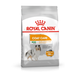Royal Canin Dog Coat Care Mini