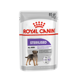 Royal Canin Health Nutrition Sterilised Dog Wet