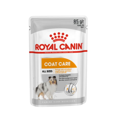 Royal Canin Health Nutrition Coat Care Wet