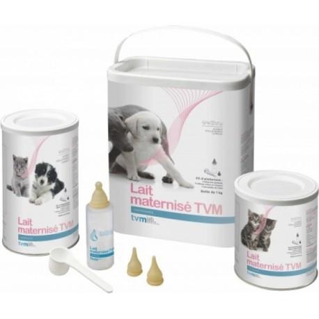 Lait maternisé TVM pour chat et chien