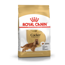 Royal Canin Breed Nutrition Cocker Adult