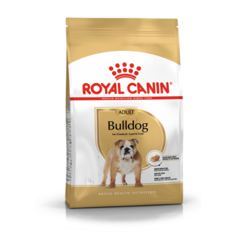 Royal Canin Breed Nutrition Bulldog Anglais