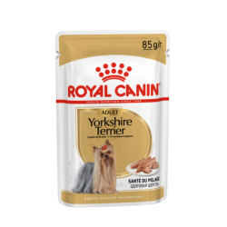 Royal Canin Breed Nutrition Yorkshire Terrier - aliment humide en sachet
