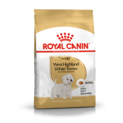 Royal Canin Breed Nutrition West Highland White Terrier (Westie) Adulte
