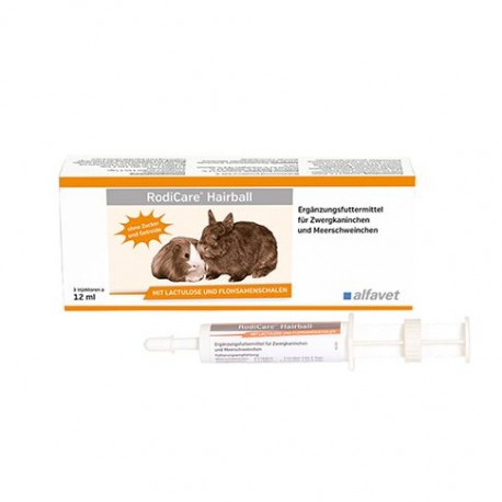 Rodicare Hairball pour rongeurs et lapins