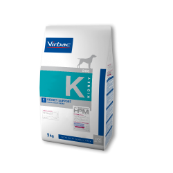 Virbac Veterinary HPM Dog Kidney K1 Kidney Support