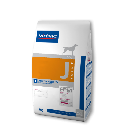 Virbac Veterinary HPM Dog Joint J1 Joint & Mobility