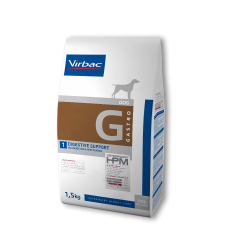 Virbac Veterinary HPM Dog Gastro G1 Digestive Support