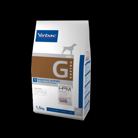 Virbac Veterinary HPM Dog Gastro G1 Digestive Support
