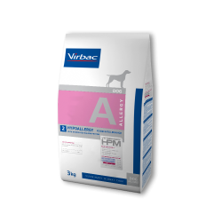 Virbac Veterinary HPM Dog Allergy A2 Hypoallergy