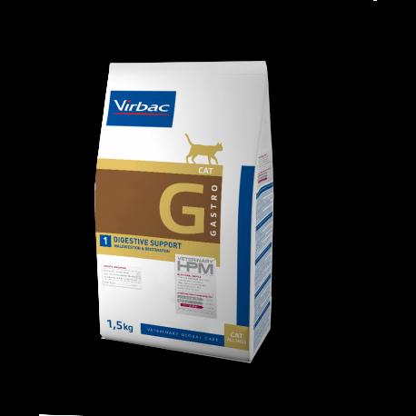 Virbac Veterinary HPM Cat Gastro G1 Digestive Support