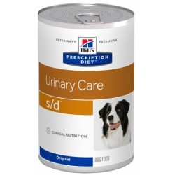 Hill's Prescription Diet Canine s/d Urinary Care - Aliment humide