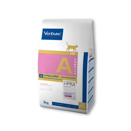 Virbac Veterinary HPM Cat Allergy A1 Hypoallergy
