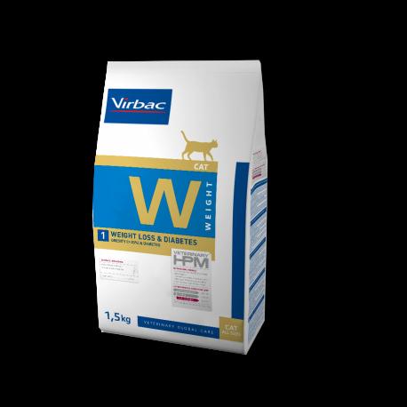 Virbac Veterinary HPM Cat Weight W1 Loss&Diabetes