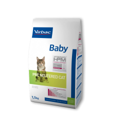 Virbac Veterinary HPM Baby Cat (Pre Neutered)