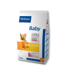 Virbac Veterinary HPM Baby Dog Small & Toy