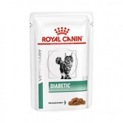 Royal Canin Veterinary Diet Diabetic Cat - Aliment humide en sachet