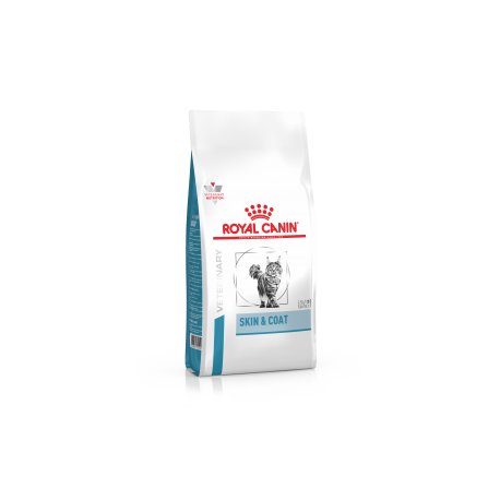 Royal Canin Vet Care Nutrition Cat Skin & Coat pour chat