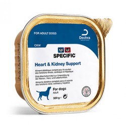 SPECIFIC Dog Heart & Kidney Support CKW